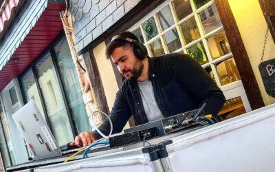 Retrouvez DJ CALI le 13 Juillet 2021 à la Flottille