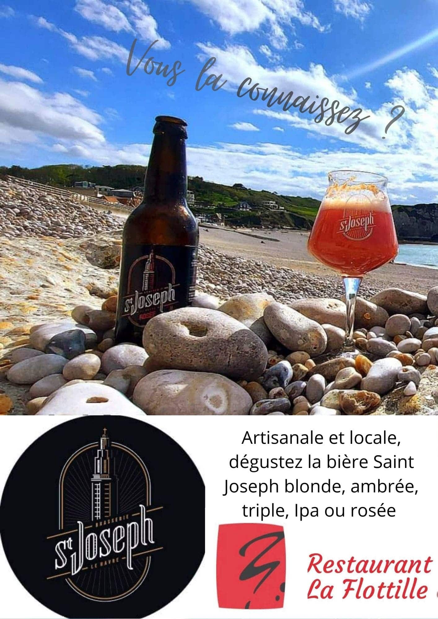 la-flottille-restaurant-etretat-biere-st-joseph